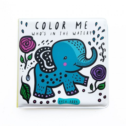 wee gallery Bath Book Colour Me Water-38