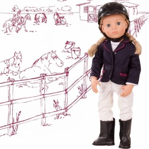 Götz dukke Anna 50 cm-34