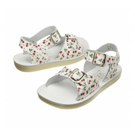 Salt-Water Surfer sandal cherry-01