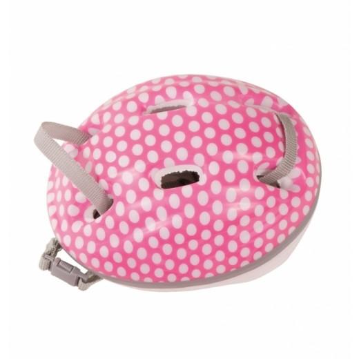 Götz Dukke Cykelhjelm pink-35