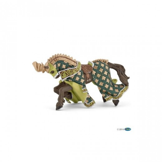 papo figur Weapon Master Dragon Horse-011