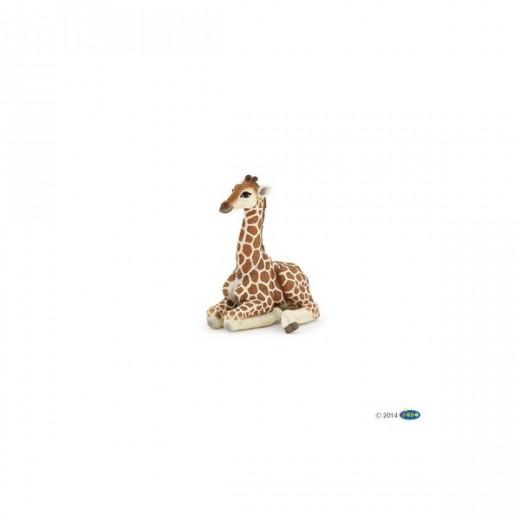 papo figur Girafunge liggende-318