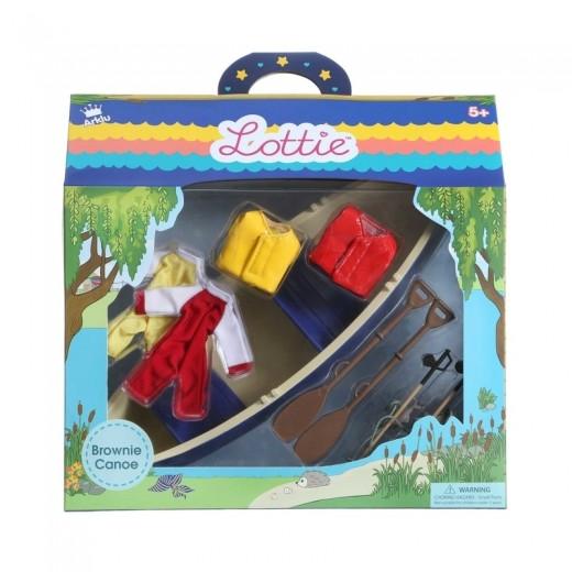 Lottie Brownie Canoe-012