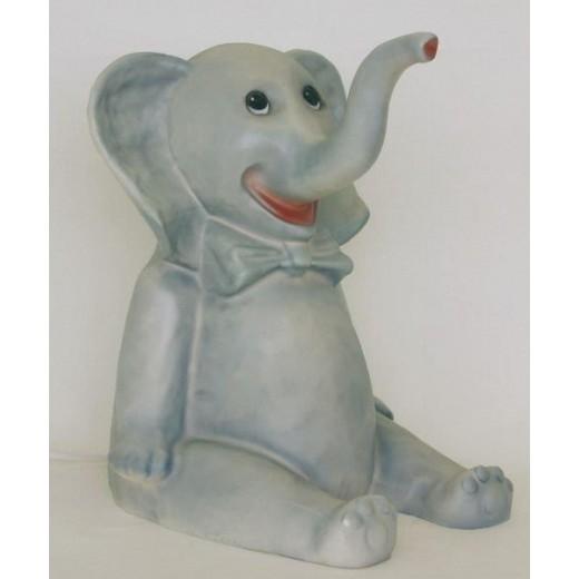 Heico Elefant grå-31