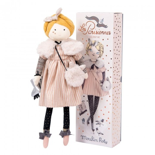 Moulin Roty Kludedukke Eglantine Limited edition-31