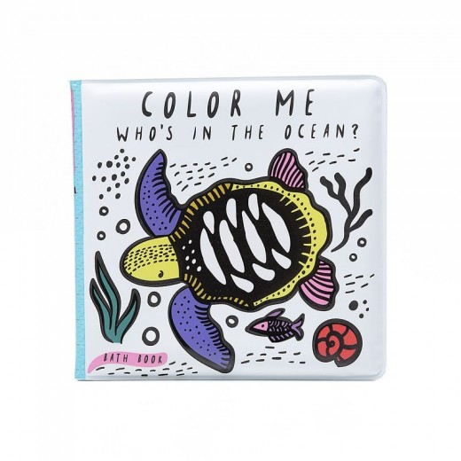 wee gallery Bath Book Colour Me Ocean-06
