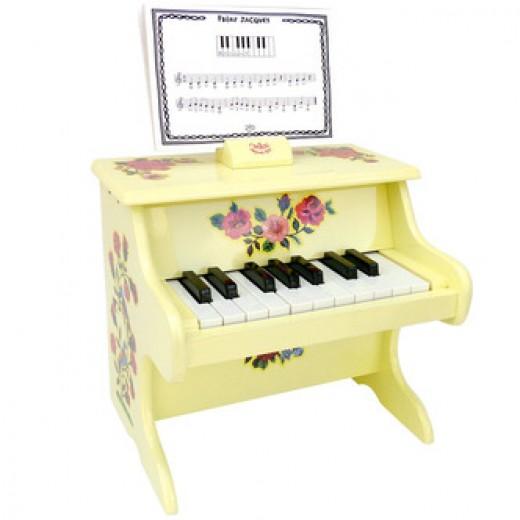 vilac Wooden Piano Nathalie Lété-31