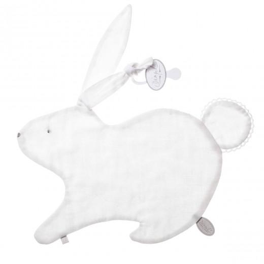 Dimpel Nulle Emma classic cotton kanin hvid 32 cm-32