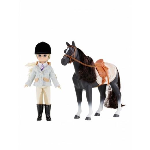 Lottie Pony Club med rytter-37