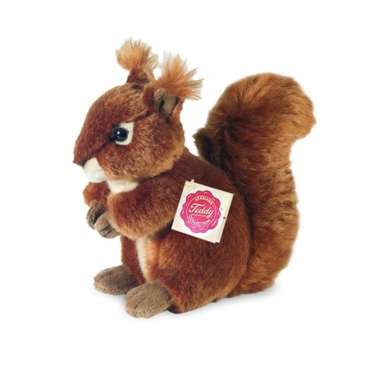 Hermann Teddy Original Red Squirrel-01