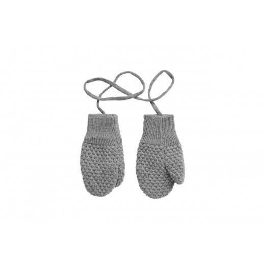 mp Baby Mittens grey-31