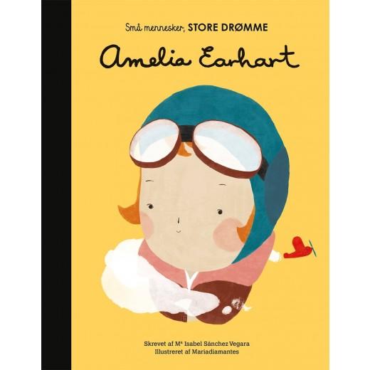 Små mennesker, STORE DRØMME bog Amelia Earhart-38