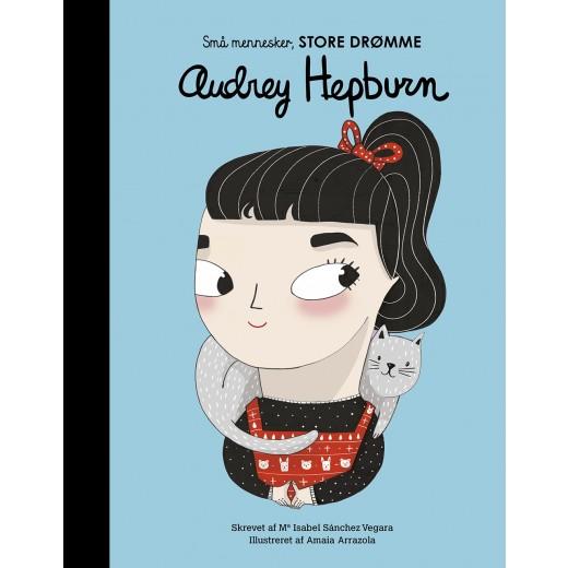 Små mennesker, STORE DRØMME bog Audrey Hepburn-34