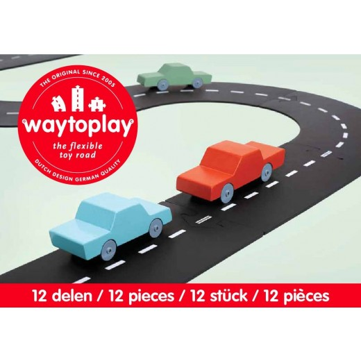 waytoplay Ringroad 12 pieces set-32
