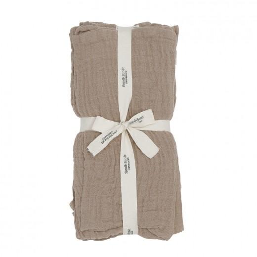 Bonét et Bonét Muslin Cloths almond 4 pack-33