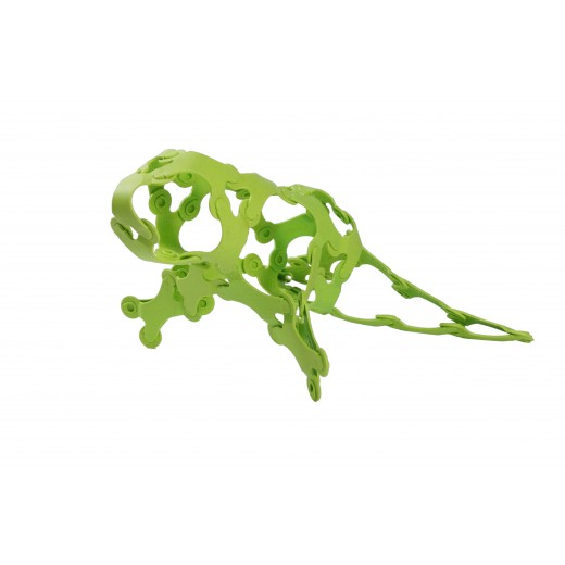 TicToys Binabo 36 chips green-010