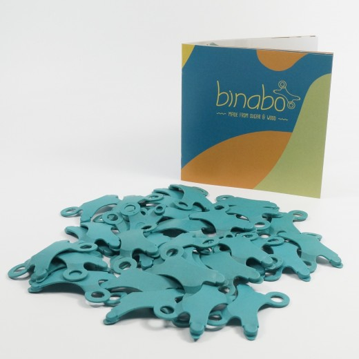 TicToys Binabo 36 chips blue-33