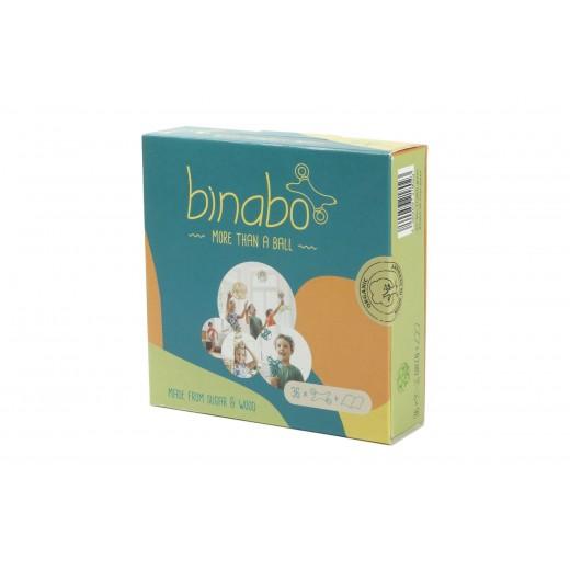 TicToys Binabo 36 chips green-310