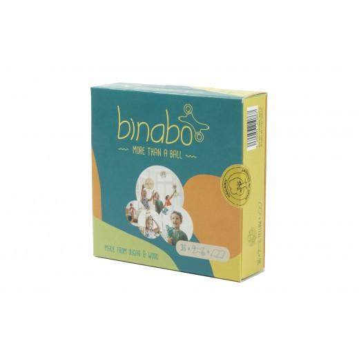 TicToys Binabo 36 chips yellow-38