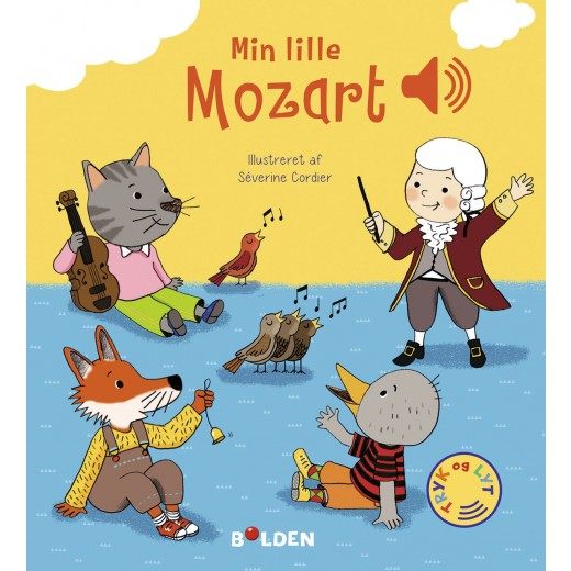 Forlaget Bolden Min Lille Mozart lyd-35