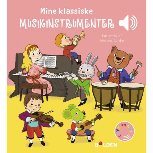 Forlaget Bolden Mine Klassiske Musikinstrumenter lyd-34