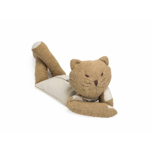 MinMin Copenhagen Cat brown wellness toy-01
