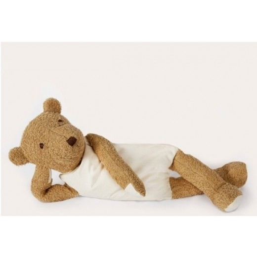 MinMin Copenhagen Teddy Bear brown wellness toy-31