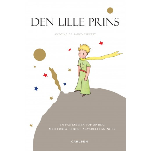 Carlsen Bog Den Lille Prins pop-up-33
