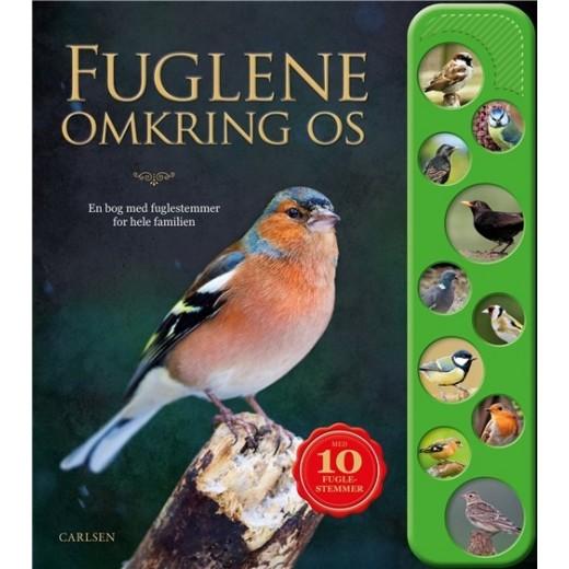 Carlsen Bog Fuglene omkring os En bog med fuglestemmer-36