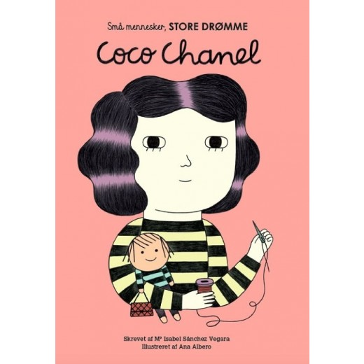 Små mennesker, STORE DRØMME bog COCO CHANEL-33