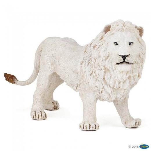 papo figur Hvid Løve-318