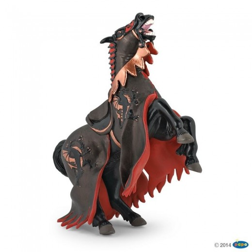 papo figur Prince of Darkness Horse-311