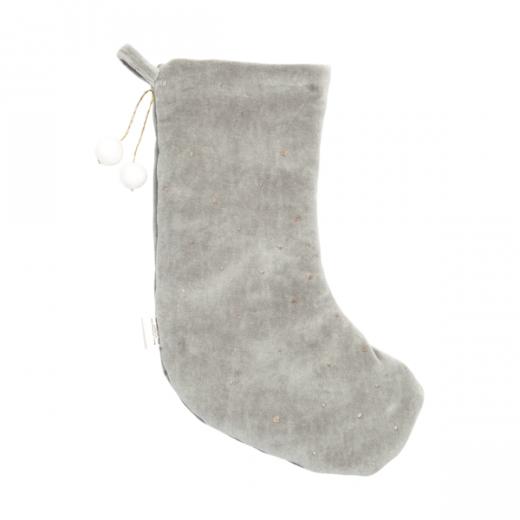 FABELAB Dreamy Christmas Stocking light grey-32