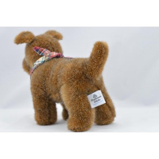 Pamplemousse PELUCHES Oscar le chien 26 cm-02