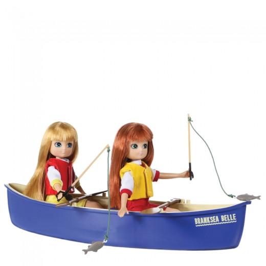 Lottie Brownie Canoe-312