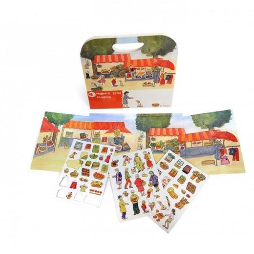 Egmont Toys Magnet Verden Markedspladsen-33