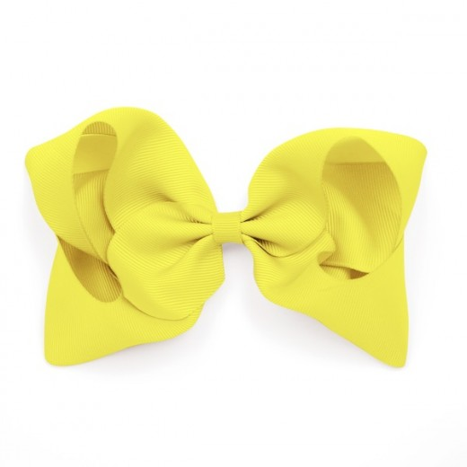 Verity Jones London Lemon hair clip extra large-31