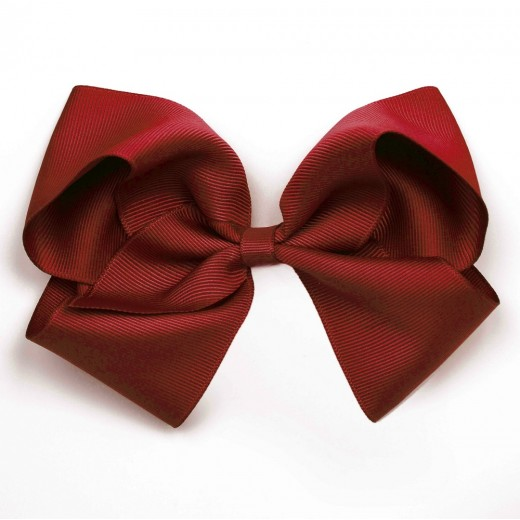 Verity Jones London Scarlet hair clip extra large-31