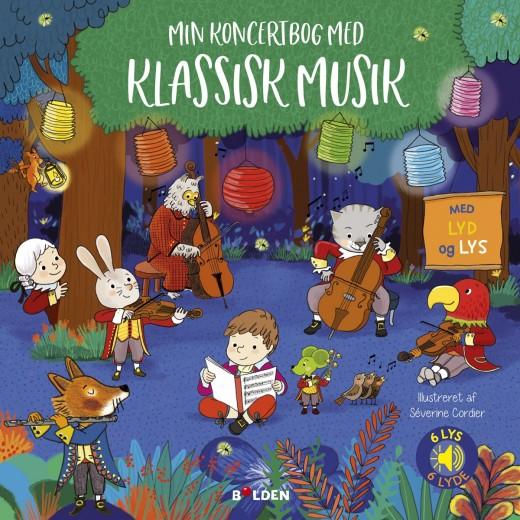 Forlaget Bolden Min Koncertbog med klassisk musik-36