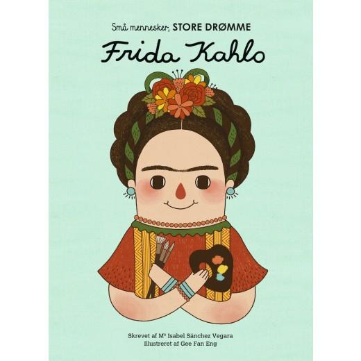 Små mennesker, STORE DRØMME bog FRIDA KAHLO-31