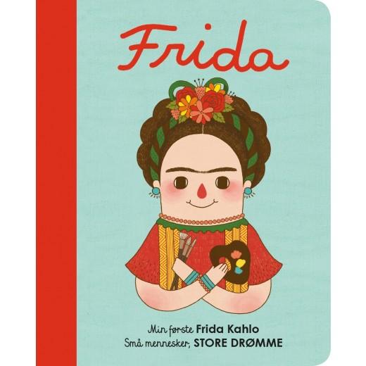 Små mennesker, STORE DRØMME Min første Frida Kahlo pap-310