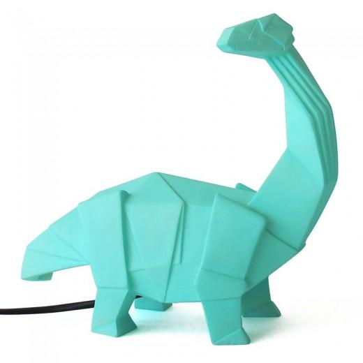 Disaster Designs Lampe Green Dinosauer-33
