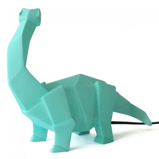 Disaster Designs Lampe Green Dinosauer-03