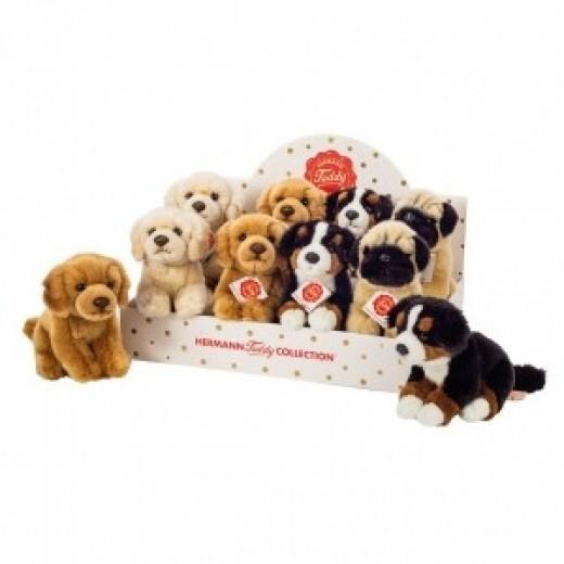 Hermann Teddy Original 4 forskellige hunde vælg imellem-33
