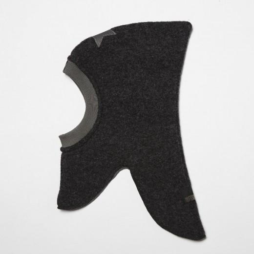 HUTTEliHUT elefanthue dark grey/grey star-31