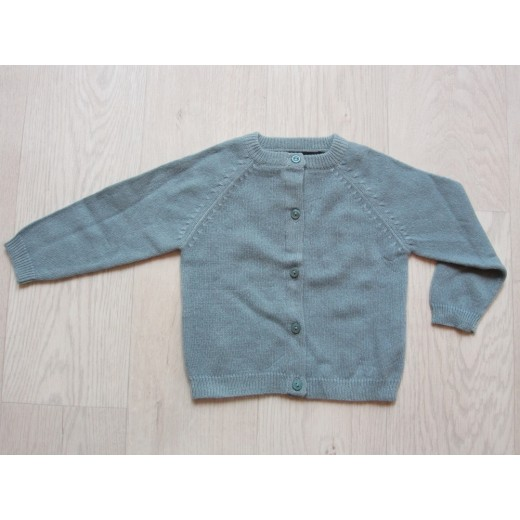 astas cashmere cardigan Duschet blue-32