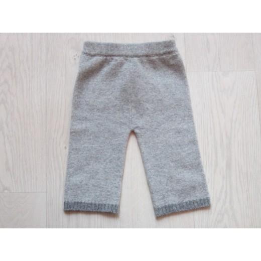 astas cashmere bukser grå-32