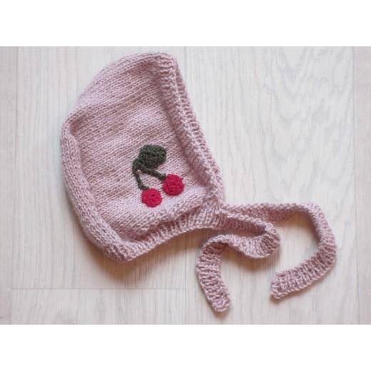 astas Cherry Bonnet pink/red cherry-32