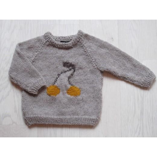 astas Cherry Sweater light brown-31