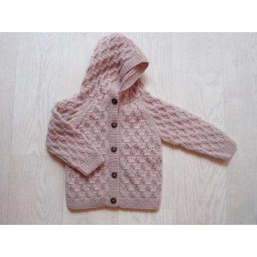 Shirley Bredal Smock hoodie pink-31